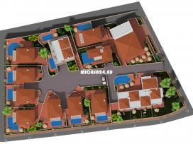 EM100 - 2-4 Zimmer Häuser in Chayofa