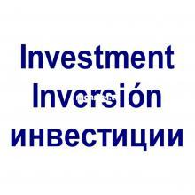 IV100 - IV106 - Investment