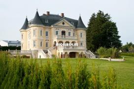 HA804 - Exklusive Schlossvilla mit Oldtimergaragen bei Hof in Oberfranken Bayern