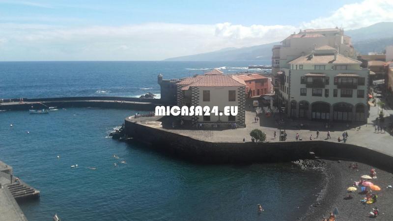 HH813-1-VER - Puerto de la Cruz im Zentrum am Hafen