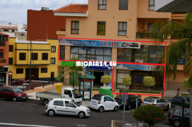 HH838GE- Geschäftslokal in Orotava gegenüber Busbahnhof 3 / 8