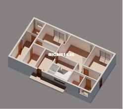INVESTMENT - Neues Apartmenthaus Casia - Wohnung nach ihren Wünschen 4 / 7