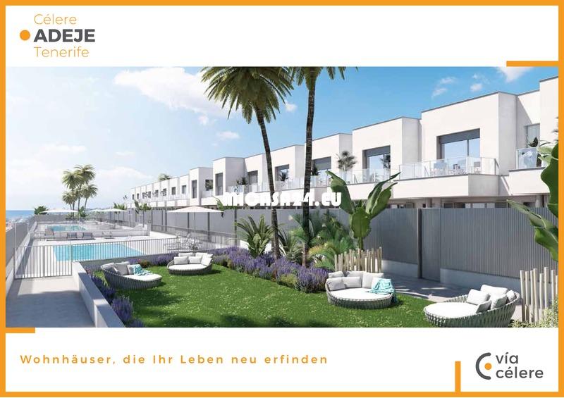 HHAL103 - Neu Wohnanlage in Célere Adeje