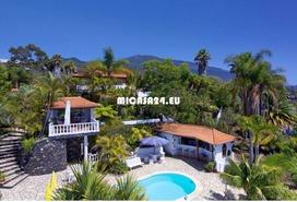 NH-062021 - Luxusvilla mit weitläufigen tropischen Gärten in der Nähe von Los LLanos de Aridane