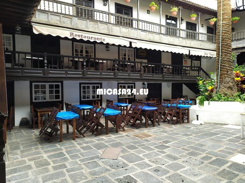 HH804- Restaurant in Zentrum von Puerto de la Cruz Kauf - Mietkauf